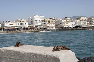 Blick auf Ierapetra