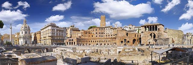 forum-romanum-in-rom