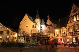 Weihnachten in Eguisheim
