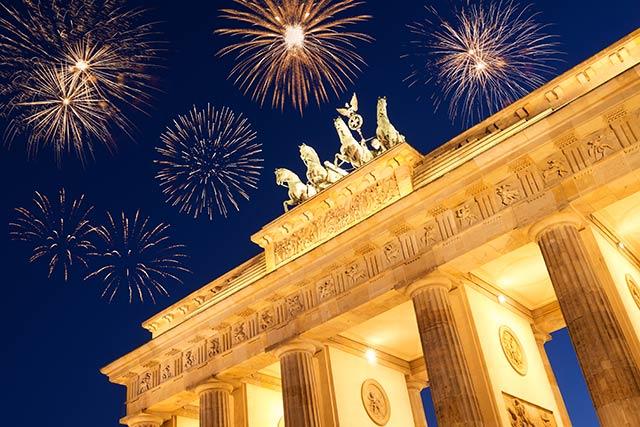 Berlin – 25 Jahre Mauerfall