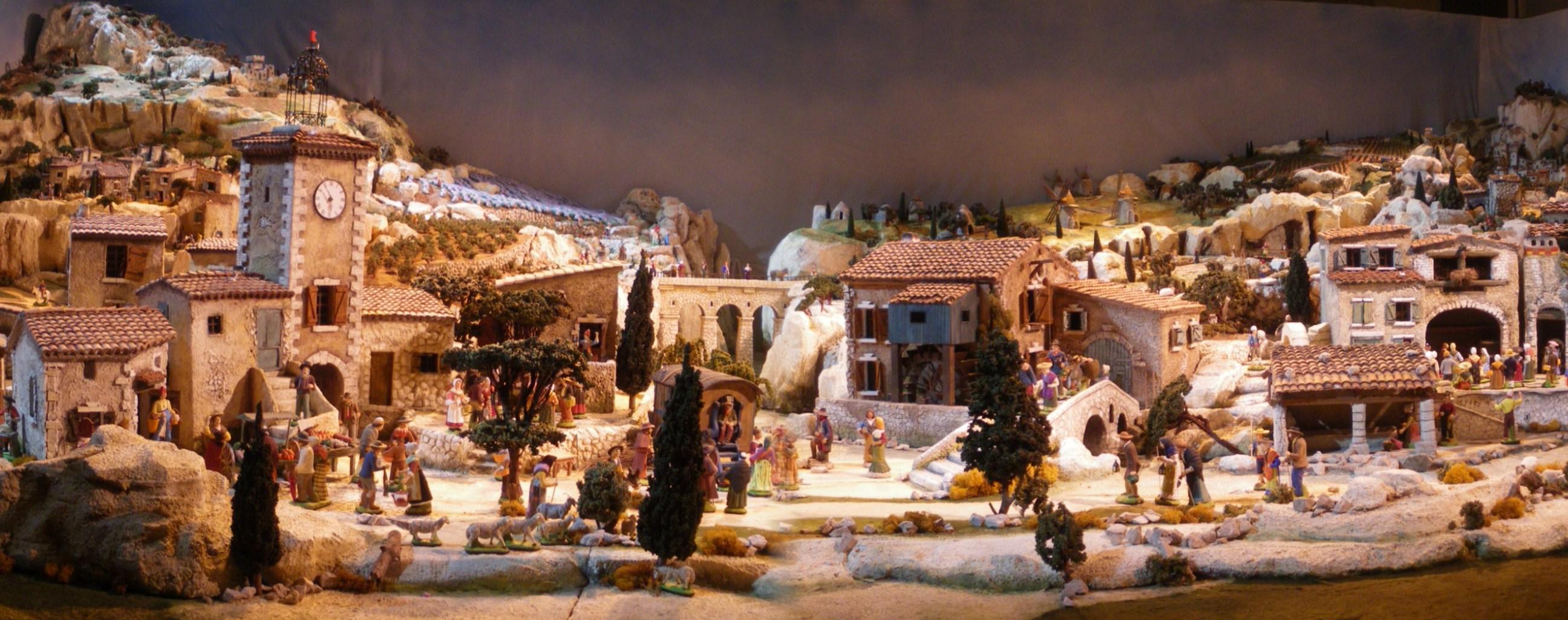 Weihnachtsbrauch in Frankreich