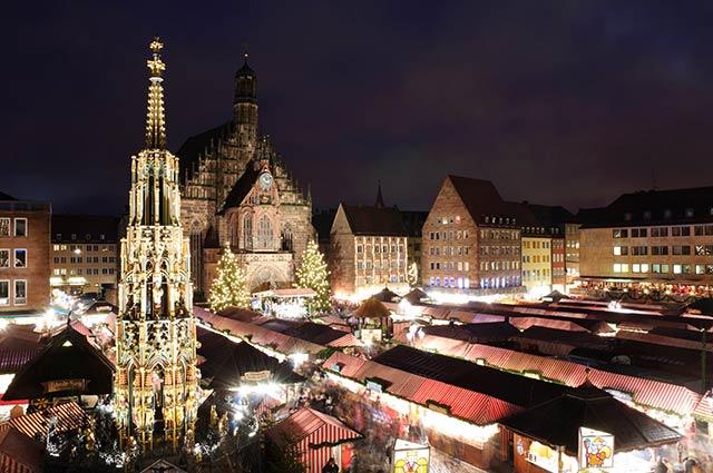 Nürnberger Christkindelsmarkt