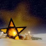 Stern zur Weihnachtszeit