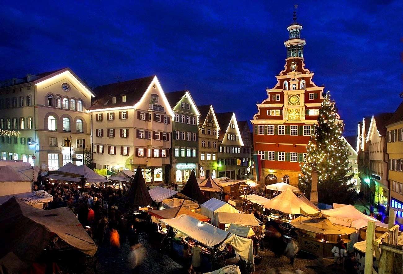 Esslinger Wehnachtsmarkt