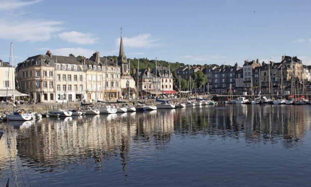 Honfleur – Romantik der Normandie