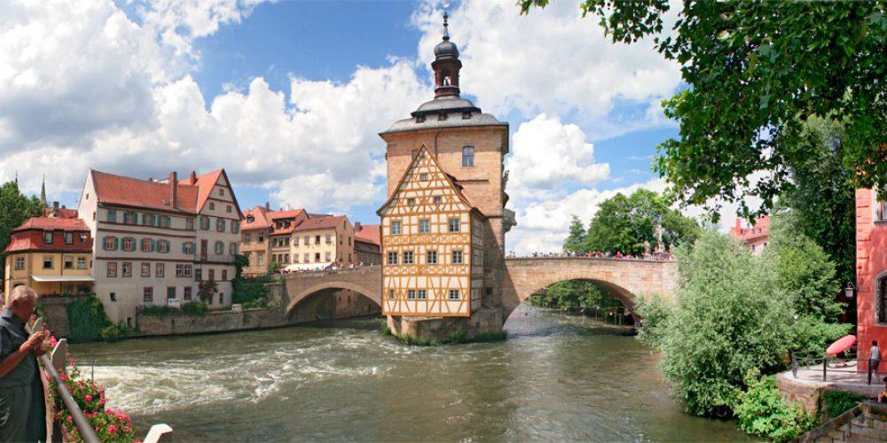 Bamberg: Klein-Venedig mitten in Bayern