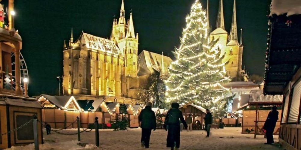 Frohes Fest! Merry Christmas! Buon Natale! Joyeux Noël!