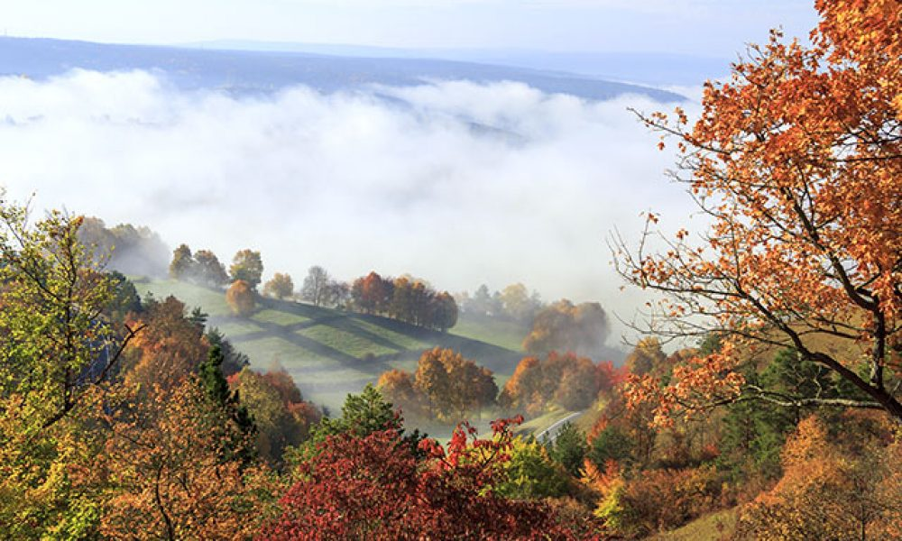 Herbstliches Thüringen
