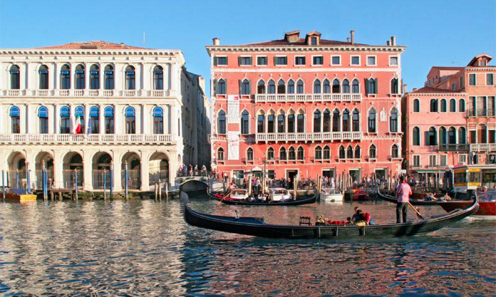 Ein Tag in Venedig