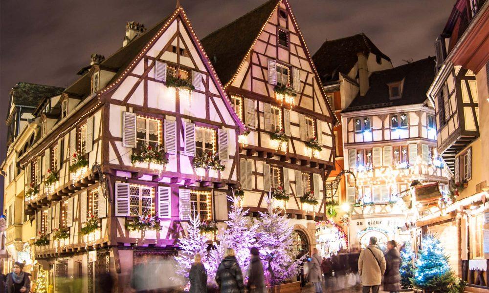 Weihnachten in Colmar