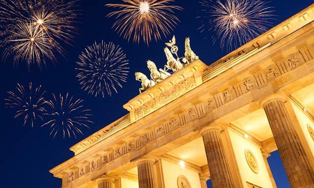 Mauerfall Berlin Brandenburger Tor