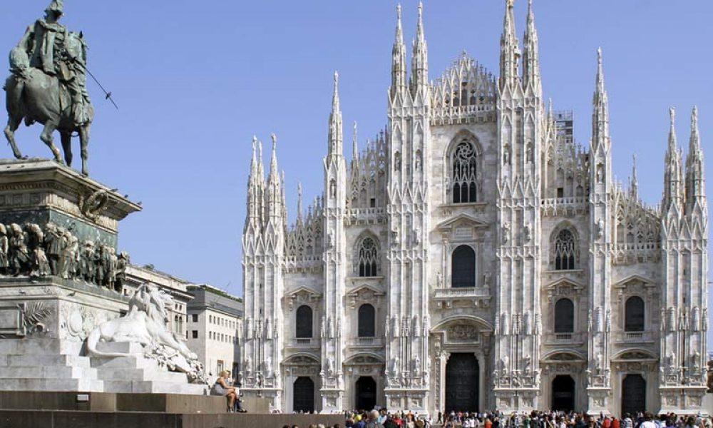 Duomo – der Dom von Mailand