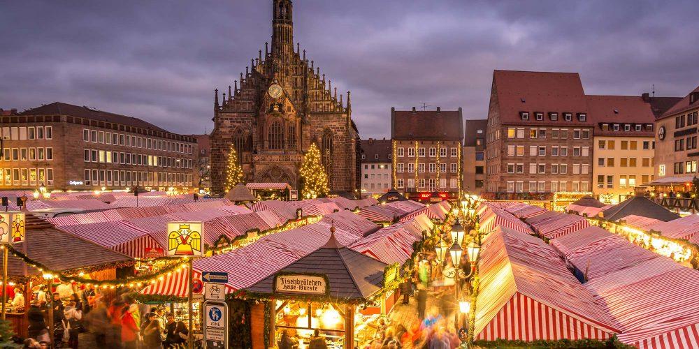 Weihnachtsmärkte in Nürnberg