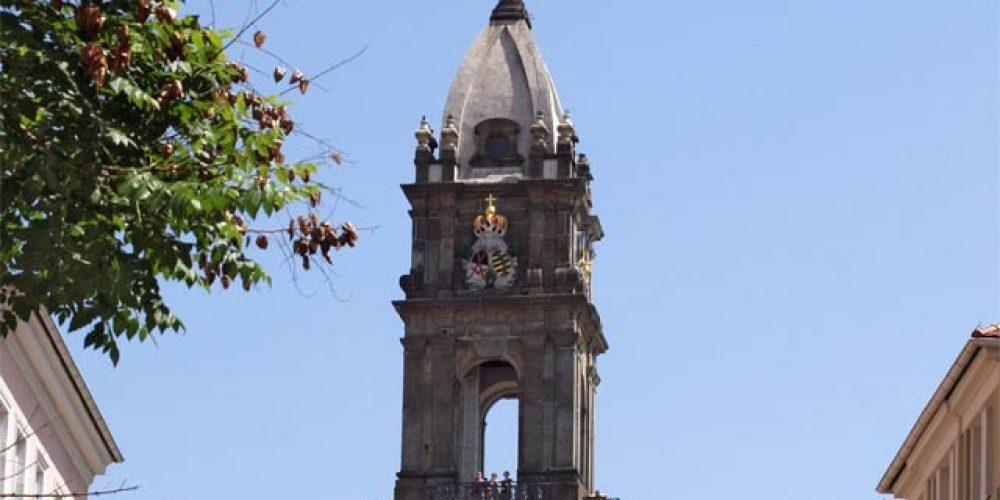 Schiefer Turm von Bautzen