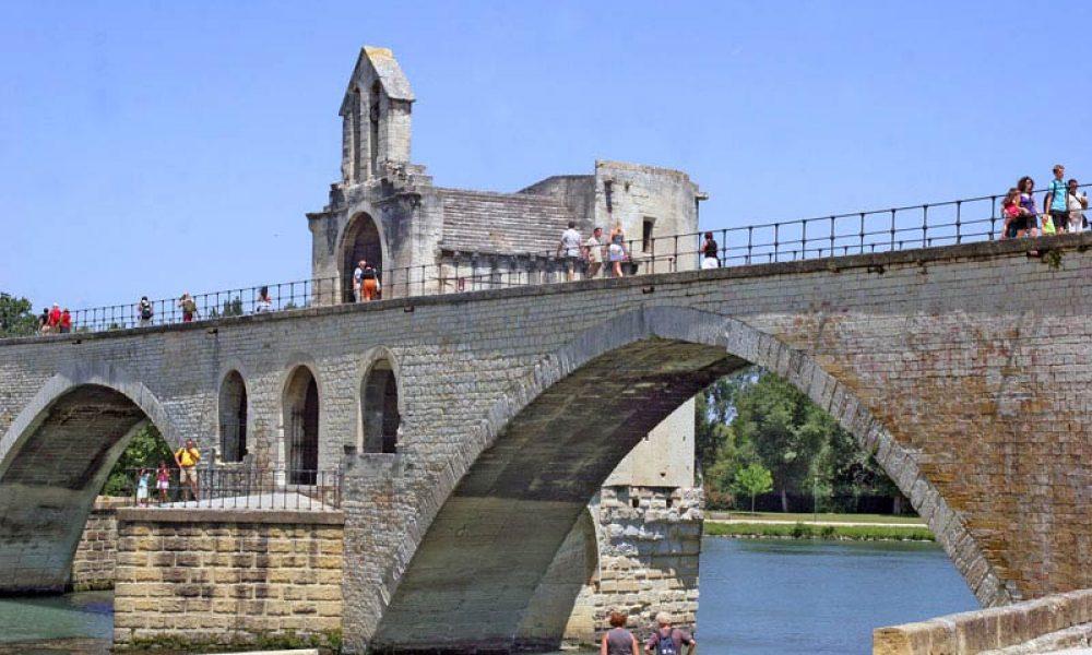 Die Brücke von Avignon