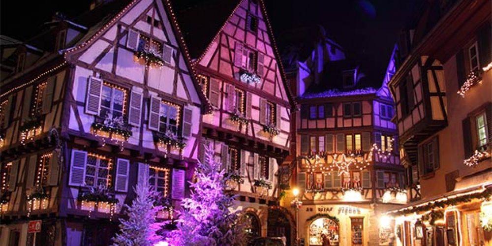 Weihnachtsmaerkte in Frankreich: Das Elsass