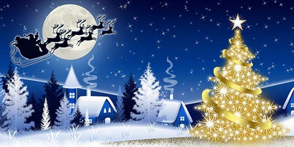 Das Weihnachtsfest in Europa