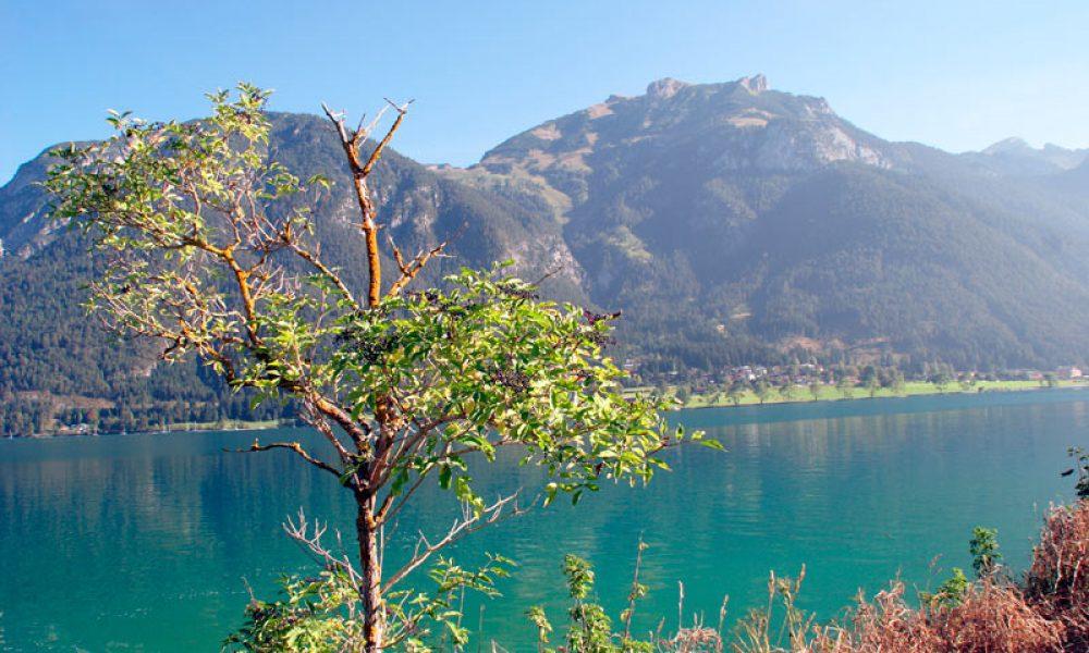 Der Aachensee – das Tiroler Meer