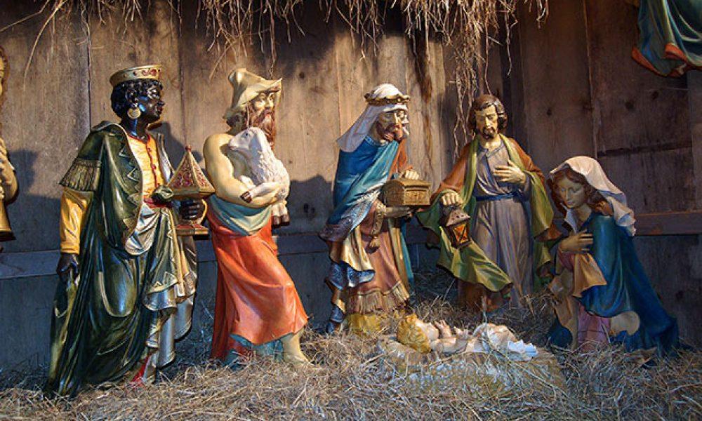Krippe Weihnachten