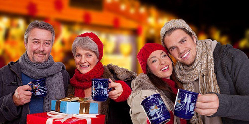 Deutschlands schönste Weihnachtsmärkte